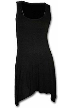 Spiral Women - GOTHIC ELEGANCE - Goth Bottom Camisole Dress - Medium
