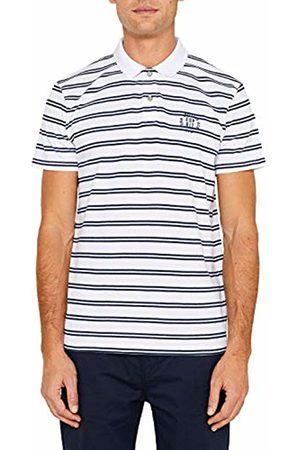Esprit Men's 039EE2K030 Polo Shirt, ( 100)