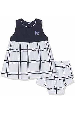 chicco Baby Girls' Abito Senza Maniche + Coulotte Reversibile Clothing Set