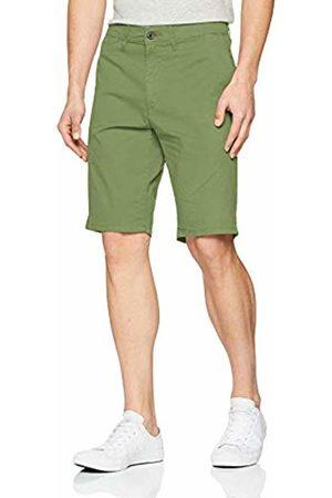 Wrangler Men's Chino Short Short, (Jade 33h)