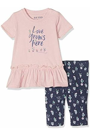 Blue Seven Baby Girls' 2er Set: Tunika+Capri Clothing