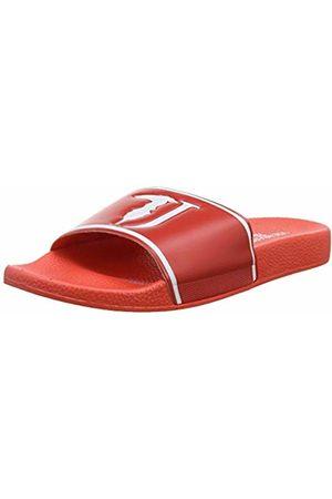 Trussardi Jeans Women Slippers - Women's's Slipper Slip On Trainers, ( Stripped 0t40f R150)