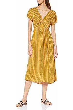 Springfield Women's 8.t.Vestido Midi Rayas Dress