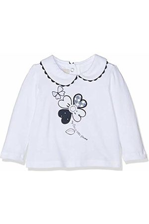 chicco Baby Girls' T-Shirt Manica Lunga Kniited Tank Top 24 (Size: 056)