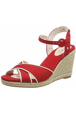Pepe Jeans Women's Shark Plain Platform Sandals
