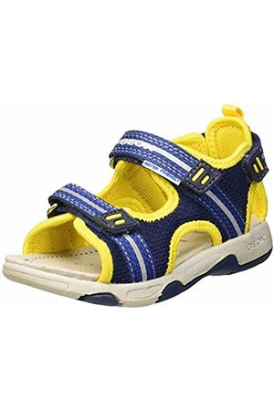 Geox Baby' B Sandal Multy Boy A (Navy/ C0657) 7.5 UK Child