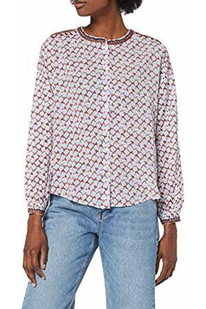 Pepe Jeans Women's Jill Blouse (Multi 0Aa) X-Large