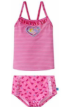 Schiesser Girl's Prinzessin Lillifee Tankini Swimwear Set