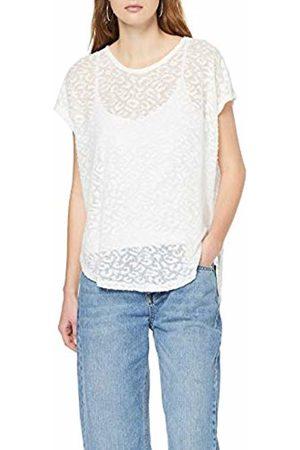 Inside Women's's 7scn108 T-Shirt Off- (Crudo 95) Small