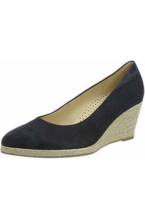 Gabor Women Heels - Shoes Women's Casual Closed-Toe Pumps (Pazifik 16) 6 UK (39 EU)