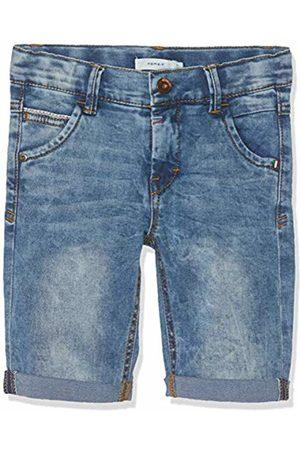 Name it Boy's Nkmtheo Dnmtimon 2164 Long Shorts Noos Medium Denim