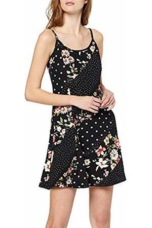 Inside Women Dresses - Women's's 7sves61 Dress, (Negro 1)