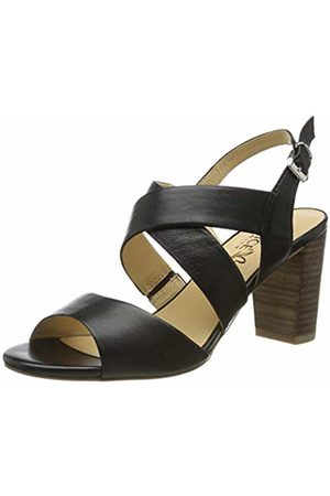 Caprice Women's Andrea Ankle Strap Sandals Nappa 22