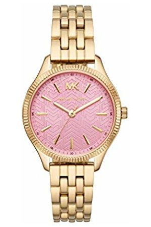 3fd8bff00853 Michael Kors Womens Analogue Quartz Watch with Stainless Steel Strap MK6640