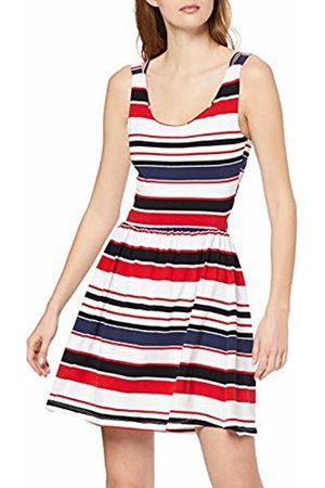 Inside Women's's 7sves06 Dress (Blanco 90) Small