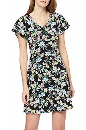 Inside Women's's 7sves46 Dress, (Negro 1)