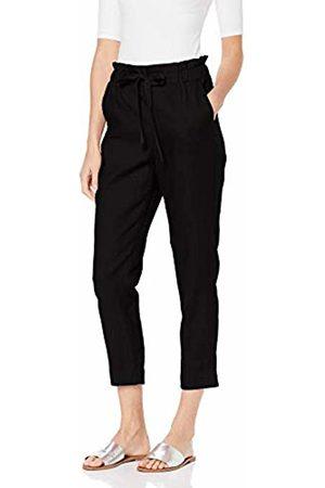 Noa Noa Women's Basic Linen Trouser, ( 0)