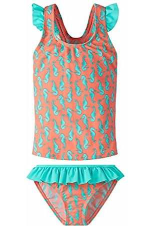 Schiesser Girl's Seepferdchen Selina Tankini Swimwear Set