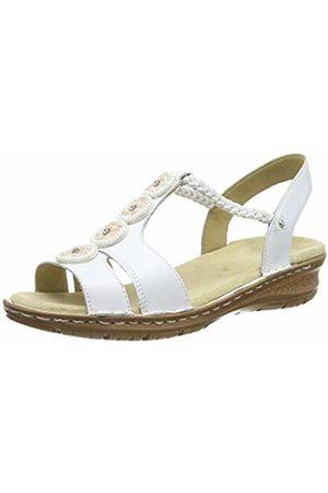 ARA Women's Hawaii 1227217 T-Bar Sandals