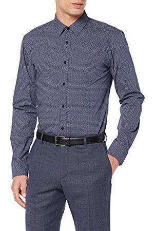 HUGO BOSS Men's's Elisha01_50391395 Casual Shirt
