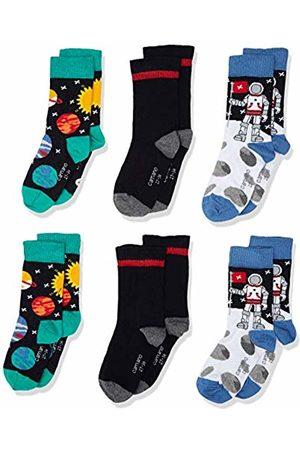 Camano Boy's 1106013000 Calf Socks