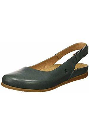 El Naturalista Women's N5252 Vaquetilla Plome/Zumaia Closed Toe Sandals