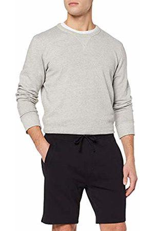 HUGO BOSS Men's Diz-u1 Sweatshirt, ( 001)