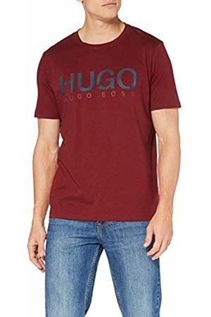 HUGO BOSS Men's Dolive-u3 T-Shirt, (Dark 603)