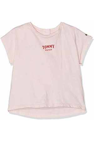 Tommy Hilfiger Baby Girls' Small Logo Grown On S/s Tee T-Shirt