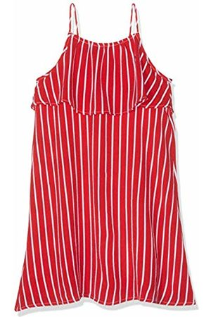 Tommy Hilfiger Girls Fine Stripe Dress Slvls True 635