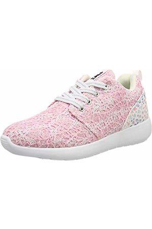 Primigi Girls'' Pdc 34513 Low-Top Sneakers 3.5 UK