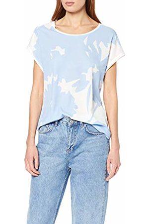 Opus Women's Saflori Print T-Shirt, (Dream 6055)