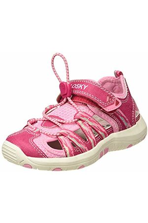 Pablosky Girls Closed Toe Sandals