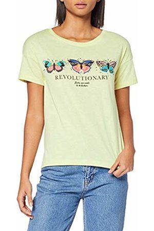 Inside Women's's 7scn68 T-Shirt (Amarillo 77) Small