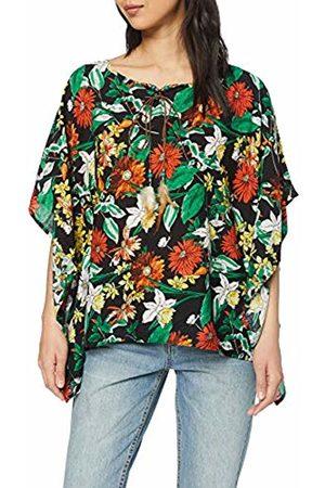 Inside Women's's 7scmc32 Casual Shirt (Negro 1) Medium