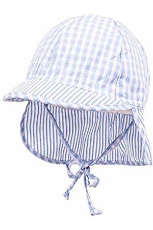 maximo Baby Boys Schildmütze, Futter, Kurzer Nackenschutz, Bindeband Hat