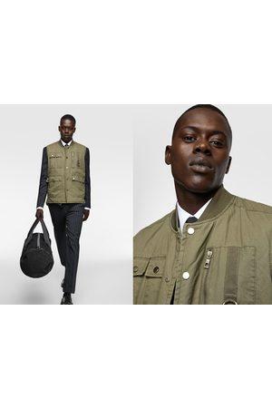 Zara Multi-pocket gilet