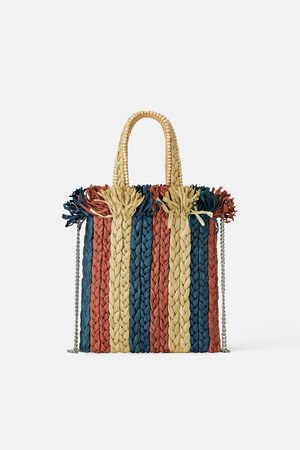 06bbafdff25 Zara with open women's shopper & tote bags, compare prices and buy ...