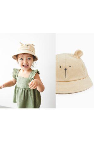 Zara Explorer hat with ears