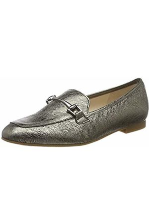 Gabor Shoes Women's Casual Loafers (Oliv (Altsilber) 61) 2.5 UK (35 EU)