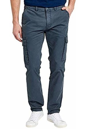 Pioneer Men's Long Cargo Trouser, (Night 599)