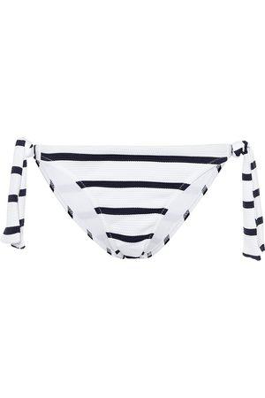 Melissa Odabash San Juan striped bikini bottoms