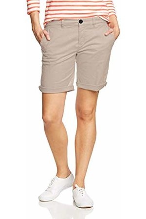 Tommy Hilfiger Women's Hunter Bermuda Short (Stone 297) W33/L32 (Size: 14)