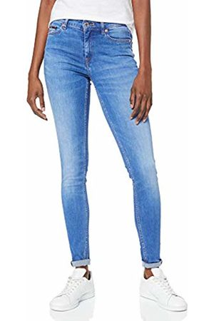 Tommy Hilfiger Women's MID Rise Skinny Nora AZLB Jeans
