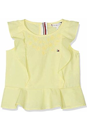 Tommy Hilfiger Baby Girls Endearing Embroidered Top S/s Vest Not Applicable