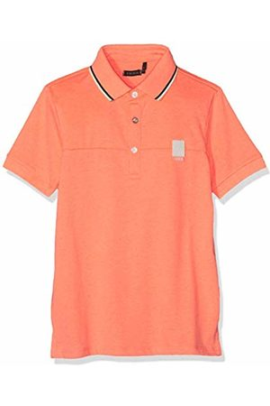 Kiss IKKS Boys' Polo Trompe L'ŒIL Clair Shirt, 75