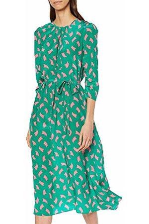 Ex L.K.Bennett Pink Rosala Dress Size 4
