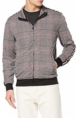 Soul Star Men's Viv06 Sports Jacket, ( 4e5050)