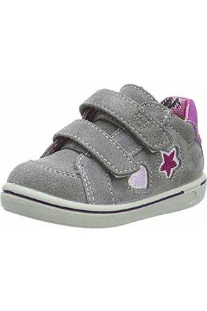 Ricosta Girls Trainers - Girls' Meli Low-Top Sneakers 4 UK