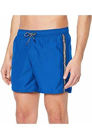 Emporio Armani Underwear Men's 9P420 Trunks (Blu Nautica 24333) Small (Manufacturer size: 48)